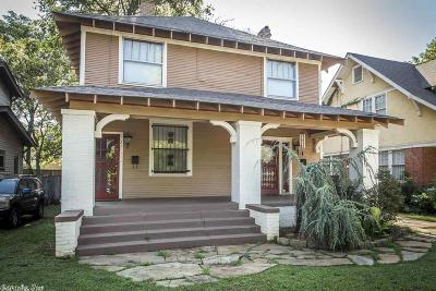 Single Family Home Price Change: 2219 S Battery