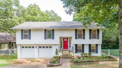 North Little Rock Single Family Home New Listing: 39 Dove Creek Circle