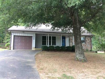 Hot Spring County Single Family Home For Sale: 3838 Mountain Pine
