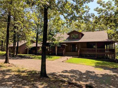 Heber Springs AR Single Family Home For Sale: $464,900