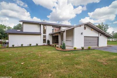 Little Rock Single Family Home New Listing: 6206 Harkins