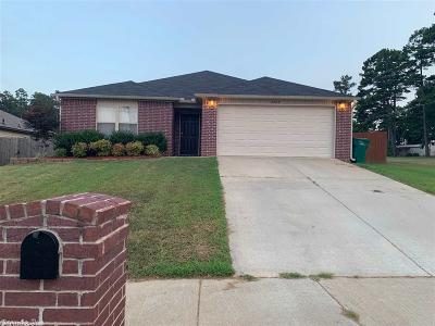 North Little Rock Single Family Home New Listing: 2000 San Luis Boulevard