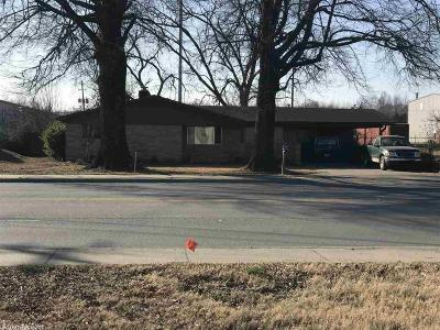 North Little Rock Single Family Home New Listing: 3301 Highway 161