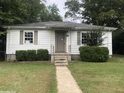 Benton Single Family Home New Listing: 1018 E Sevier Street