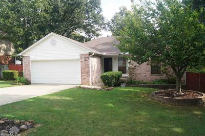 Jacksonville Single Family Home For Sale: 309 White Tail Lane