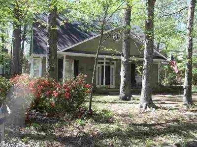 Pine Bluff Single Family Home New Listing: 48 Southern Pines Drive
