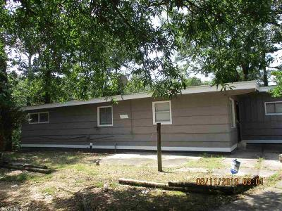 Little Rock Single Family Home New Listing: 27 Ardmore
