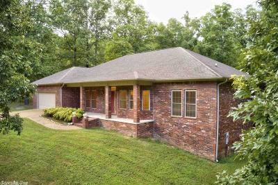 Hot Springs Single Family Home New Listing: 639 Summit Ridge Road