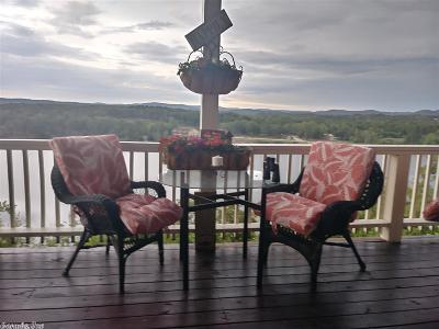 Garland County Single Family Home New Listing: 563 Woodview Lane