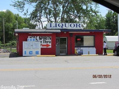 North Little Rock Commercial For Sale: 6624 Hwy 161 West