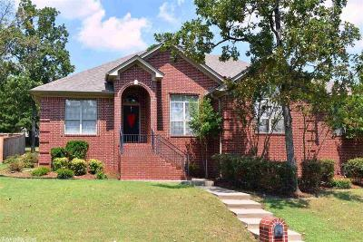 Maumelle Single Family Home For Sale: 110 Beaver Creek Lane
