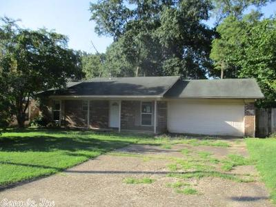 Bryant Single Family Home New Listing: 2320 Justus Loop