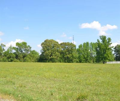 Beebe AR Residential Lots & Land New Listing: $125,000