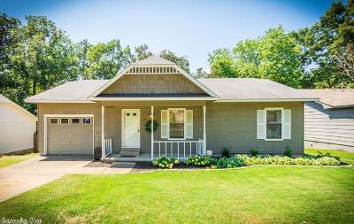 Little Rock Single Family Home New Listing: 29 Point West Circle