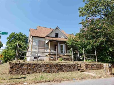 Little Rock Single Family Home New Listing: 3824 W 11th Street