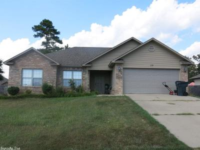 Garland County Single Family Home New Listing: 112 Durham Loop