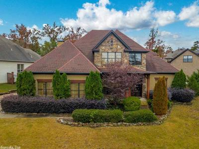 Little Rock Single Family Home New Listing: 25 Commentry Drive