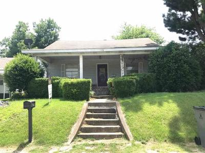Paragould AR Single Family Home Price Change: $59,000