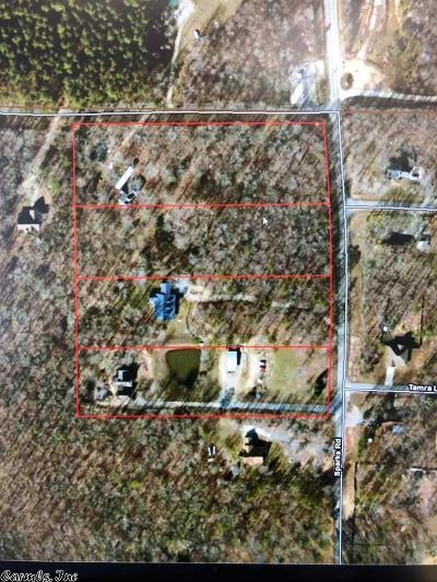 Bryant Residential Lots & Land New Listing: 2940 Sparks Road