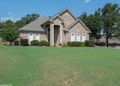 Cabot Single Family Home New Listing: 16 Cypress Creek Drive