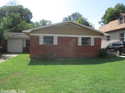 Little Rock Single Family Home New Listing: 2026 Howard St