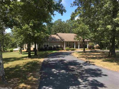 Cleburne County Single Family Home New Listing: 10 Davidson Circle