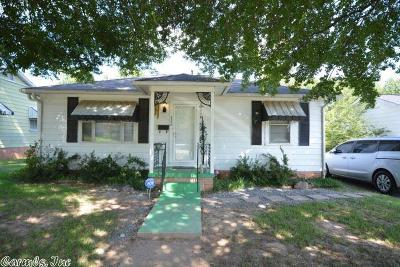 North Little Rock Single Family Home New Listing: 5506 Maple Street