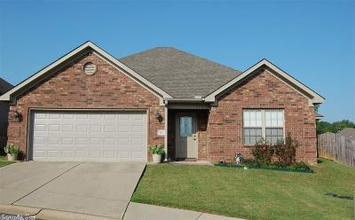 Bryant Single Family Home New Listing: 713 Mimosa Court