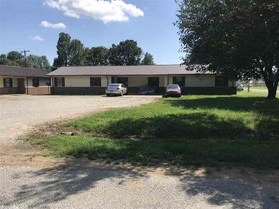 Multi Family Home New Listing: 208 NE 2nd Street