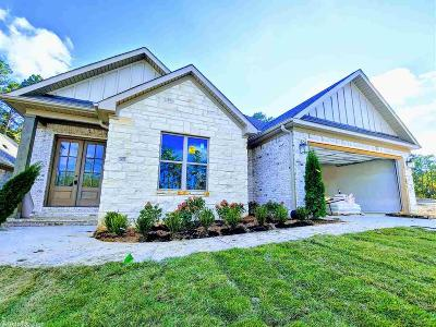 Little Rock Single Family Home New Listing: 307 Rosemary Way