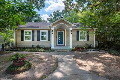 North Little Rock Single Family Home New Listing: 200 Cherry Hill Drive