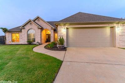 Maumelle Single Family Home Price Change: 121 Sancerre Drive