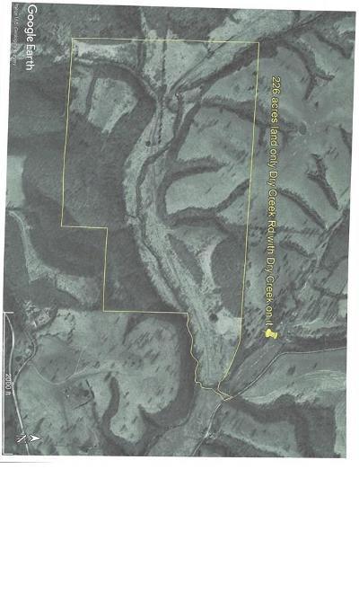 Residential Lots & Land New Listing: Dry Creek Rd. Gilbert Ar.