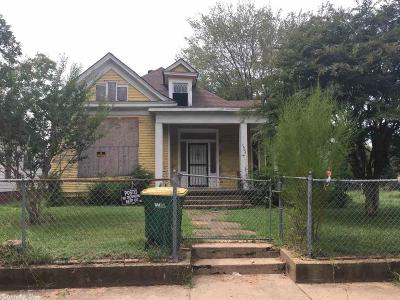 Single Family Home Price Change: 2604 S Gaines Street
