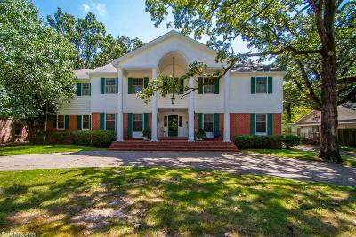 Single Family Home For Sale: 6115 Greenwood Road