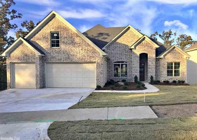 Little Rock Single Family Home For Sale: 204 Clervaux Drive