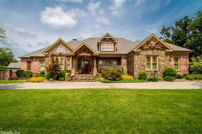 Little Rock Single Family Home For Sale: 37 Deauville