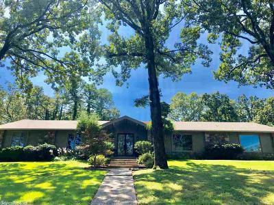 Little Rock Single Family Home Take Backups: 81 Pebble Beach