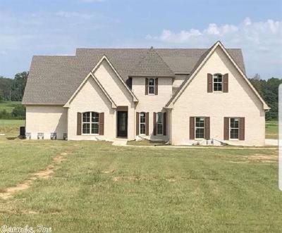 Jonesboro Single Family Home For Sale: 3568 County Road 745