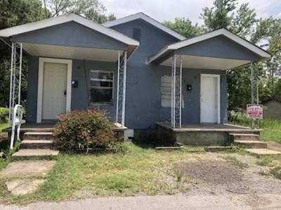 North Little Rock Multi Family Home For Sale: 1004 D Street