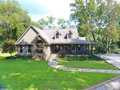 Heber Springs Single Family Home Take Backups: 2049 Riverbend Road