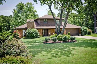 Hot Springs Single Family Home For Sale: 181 Tyler Cove
