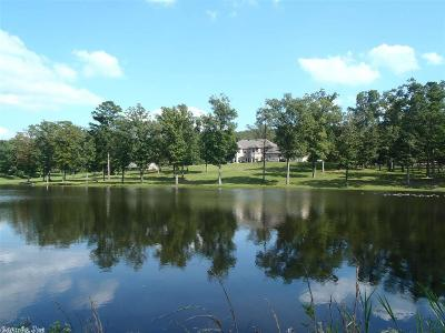 Garland County Single Family Home For Sale: 267 North Lake Cove
