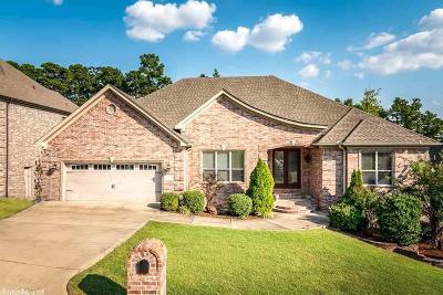 Little Rock Single Family Home For Sale: 6 Catlett Lane