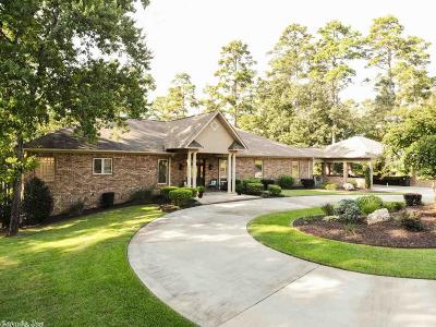 Garland County Single Family Home For Sale: 216 Scott Forge Road
