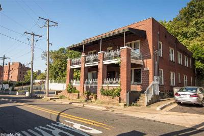 Garland County Commercial For Sale: 204 Exchange Street