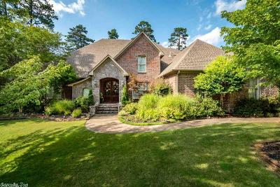 Little Rock Single Family Home For Sale: 6 Auriel Drive