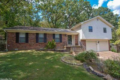 Little Rock Single Family Home For Sale: 1416 Stonehenge