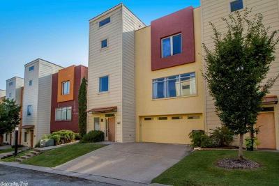 Little Rock Single Family Home For Sale: 107 Vertical Loft Dr.