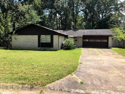Little Rock Single Family Home For Sale: 5301 Dickens